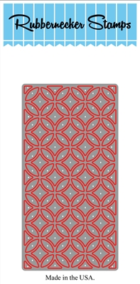 Circle Lattice Die Cut 5026D