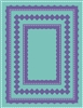 5217D Rectangle Combo OPC #4 Die Cut