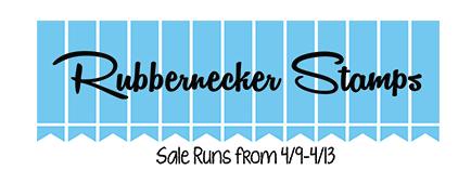 Rubbernecker April Sale