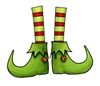 1253 Elf Shoes with bells