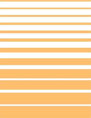 1336 Graduated Horizontal Stripe