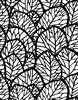 1353 veined leaves background