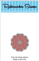 Small Snowflake Die Cut 5100-03D