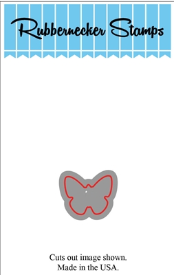 Small Butterfly Die Cut 5100-08D