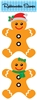 5178D Mr. Mrs. Gingerbread Die Cut