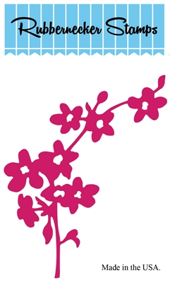 5204-08D Flower #8 Die Cut
