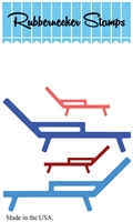 5212-03D Chaise Lounge Die Cut
