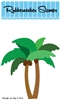 5212-06D Palm Trees Die Cut