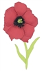 5301-04D Organic Shapable Poppy Die