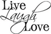 Live Laugh Love - 628-10