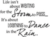 Dance in the Rainn