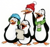 Caroling Penguins - 659-08