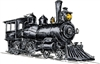 Steam Locomotive - 729-06