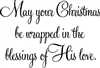 Blessings of His Love 981-04