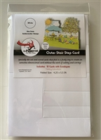 Outer Stair Step Card Kit